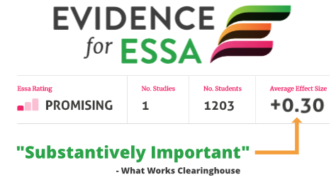 ESSA Approved!